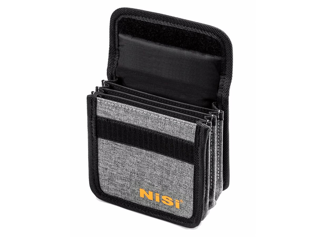 NiSi filterväska för runda filter