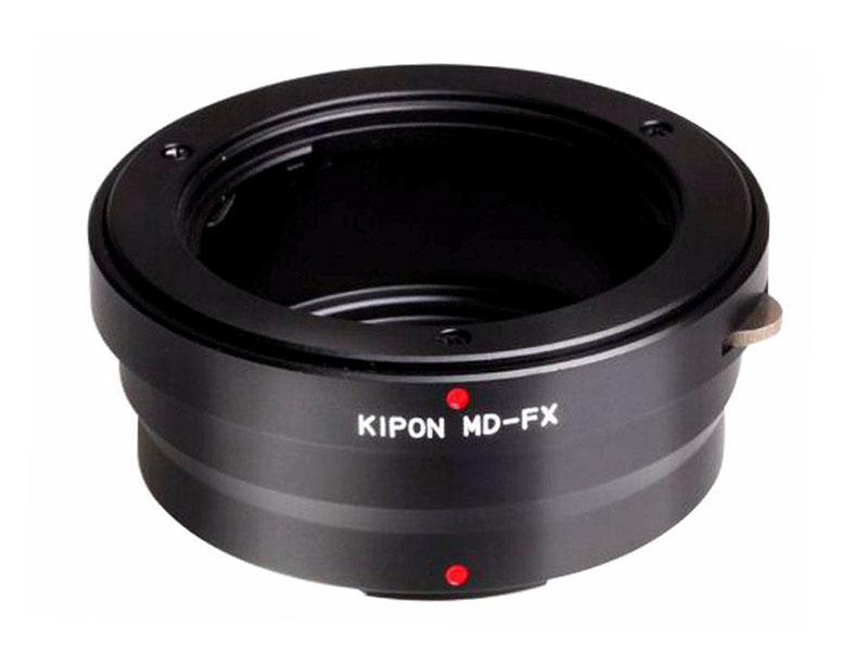 Adapter Minolta MD objektiv till Fujifilm X-fattning