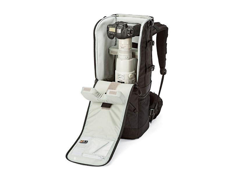 Lowepro Lens Trekker 600 AW III kameraryggsäck för supertele idealisk för naturfotografering, fågelfotografering och sportfotografering