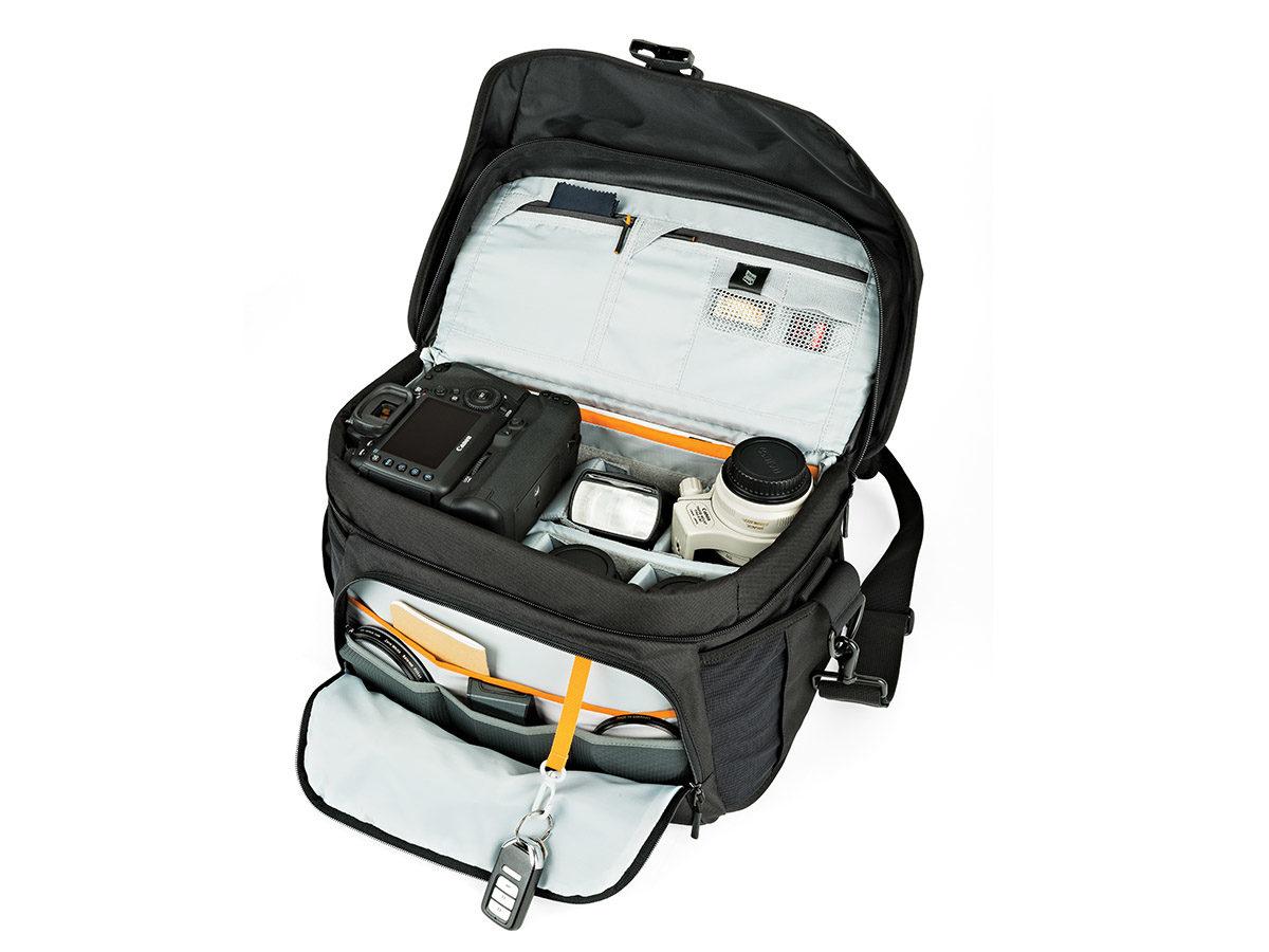 kameraväska Lowepro Nova 200 AW II fotoväska & axelväska