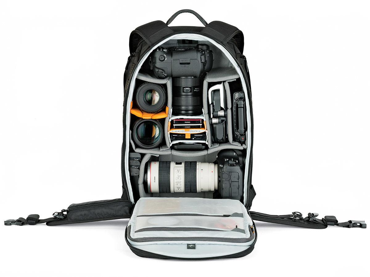 fotoryggsäck Lowepro ProTactic BP 450 AW II