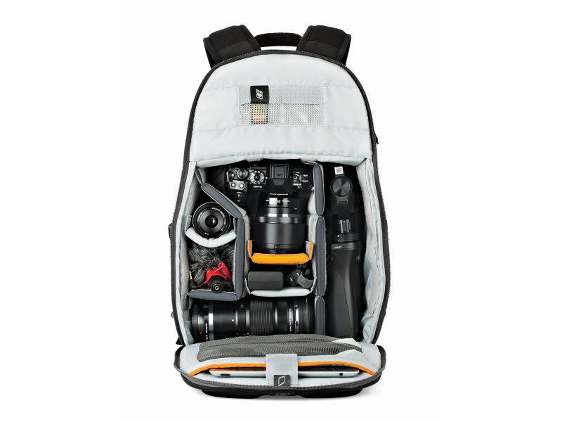 Lowepro m-Trekker BP 150 kameraryggsäck för spegelfri kamera och fotoutrustning