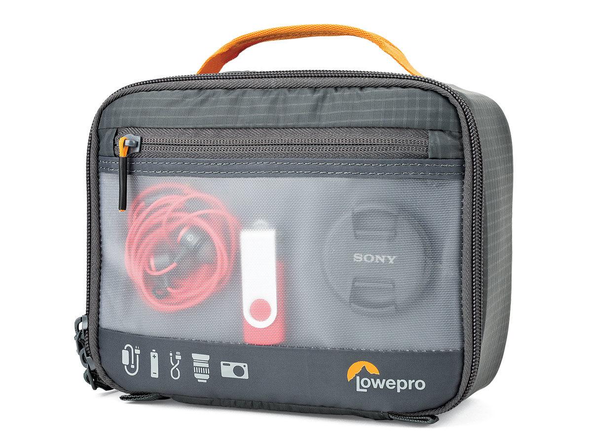 Lowepro GearUp Camera Box Medium kameraväska och fotoväska för spegelfri kamera