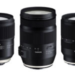 Tre nya fullformatsobjektiv från Tamron, för Canon, Nikon & Sony