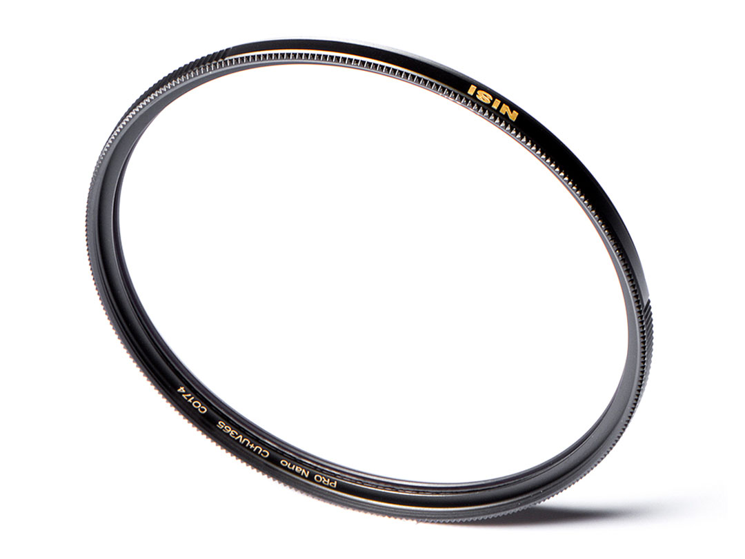 NiSi UV-filter Pro Nano HUC 49 mm
