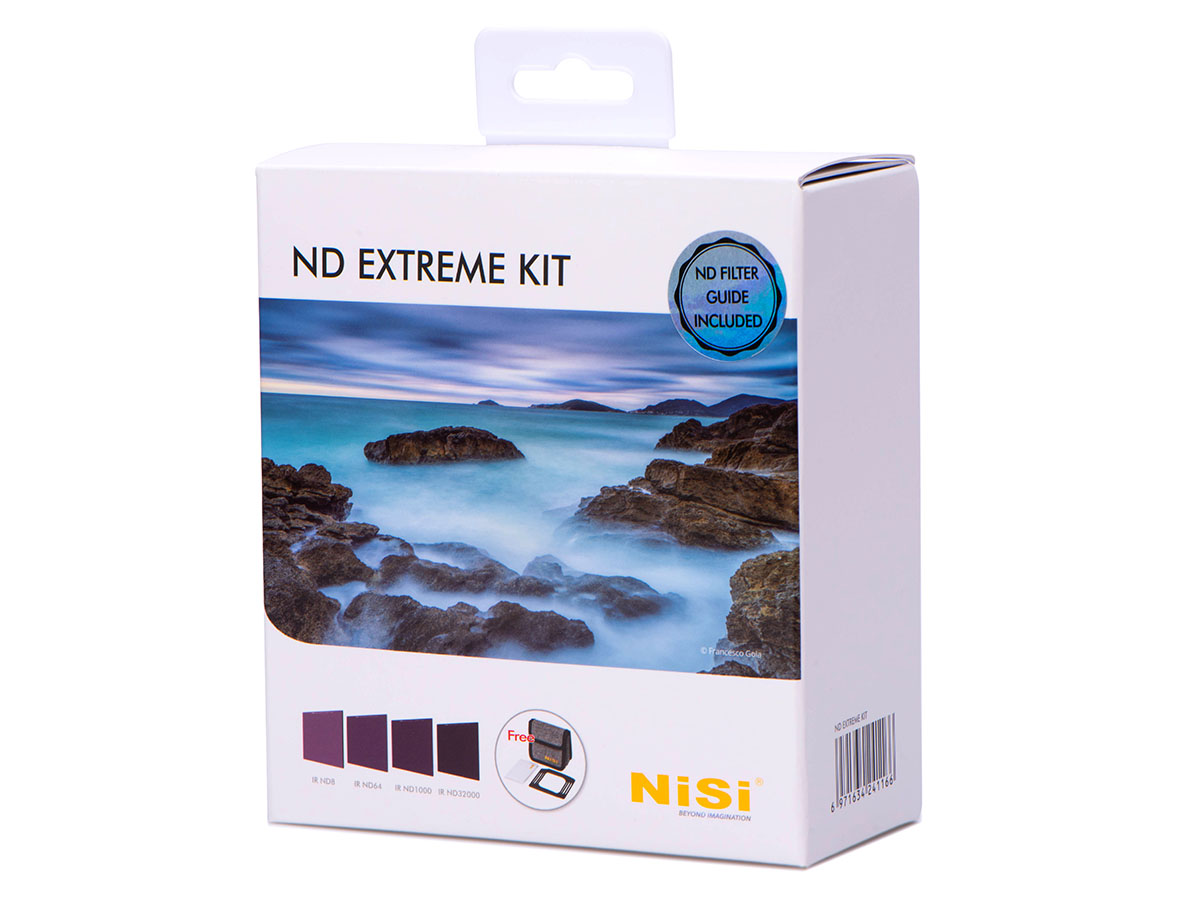 NiSi ND-filter Extreme Kit 100 mm
