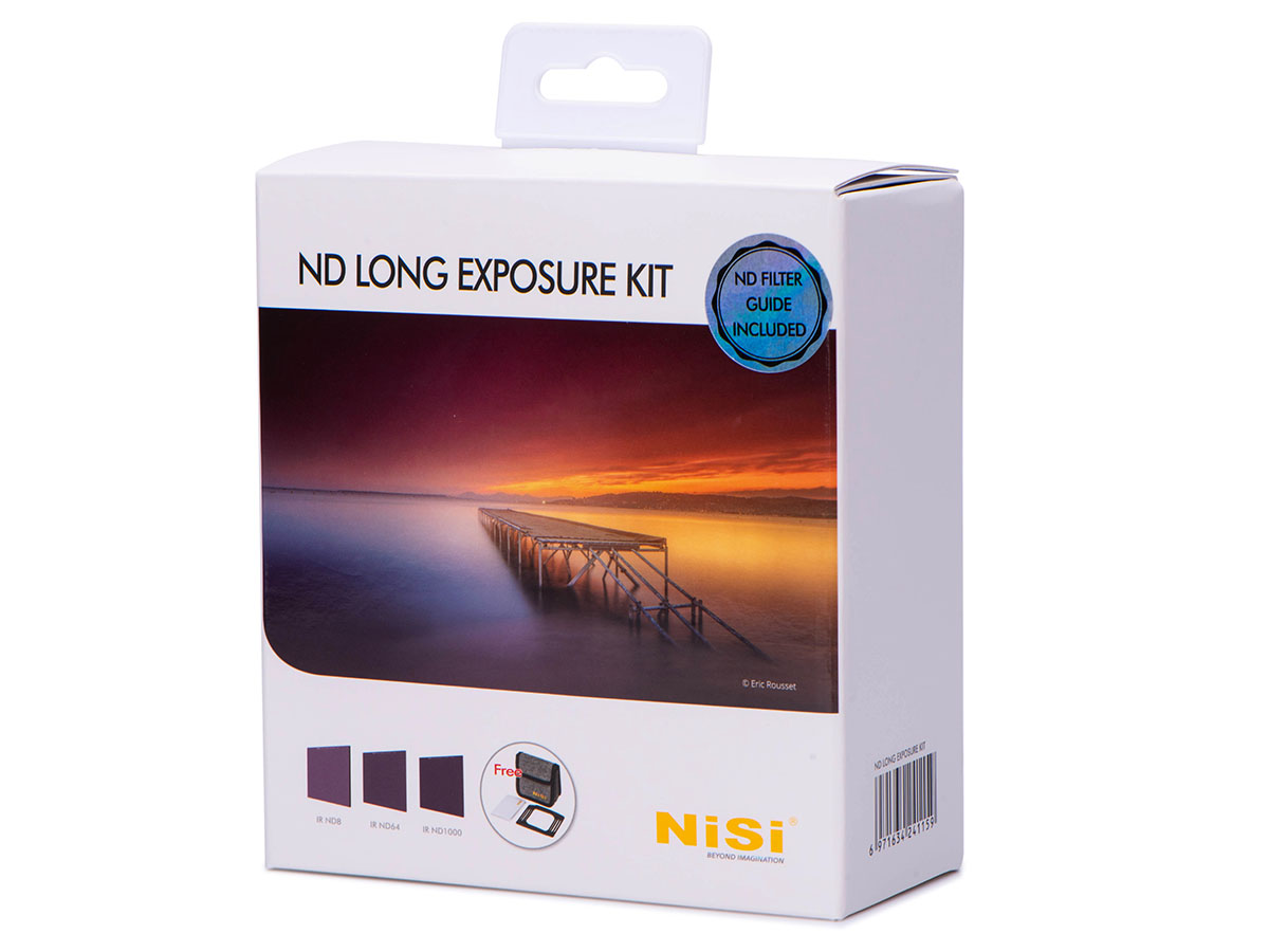 NiSi ND-filter Long Exposure Kit 100 mm