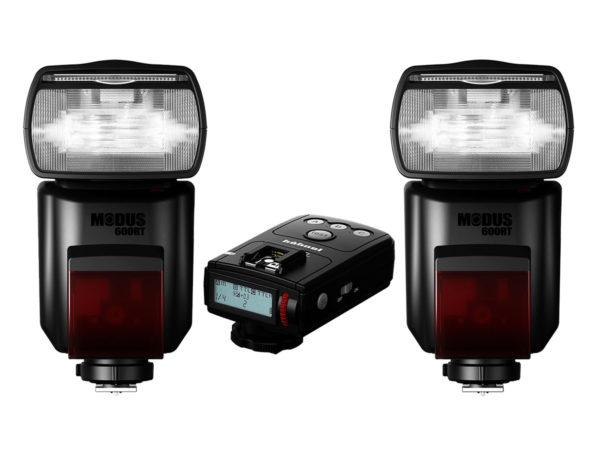 Hähnel Modus 600RT Mk II professionellt trådlöst blixtpaket
