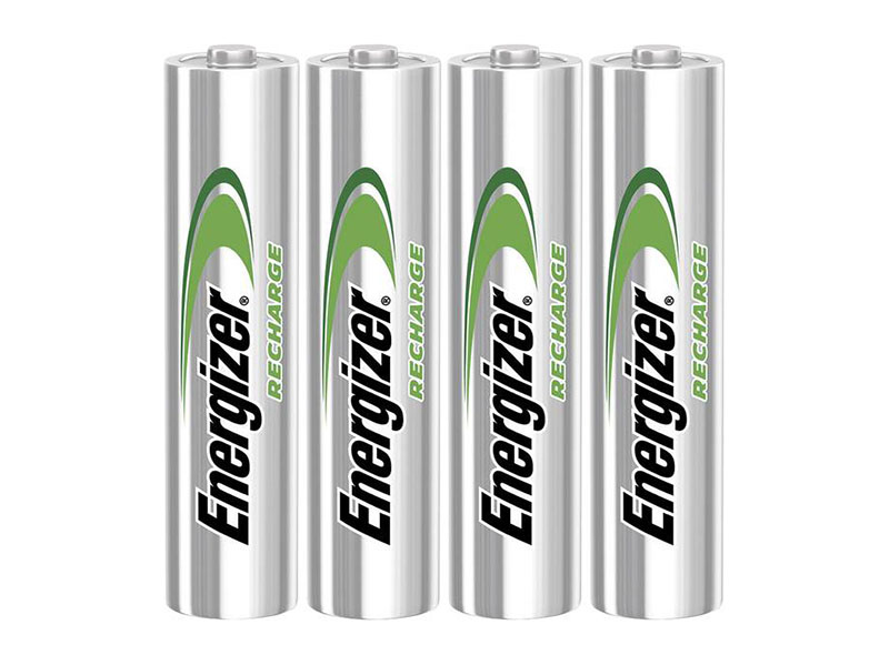 Energizer Recharge Extreme uppladdningsbara AAA-batterier 4-pack