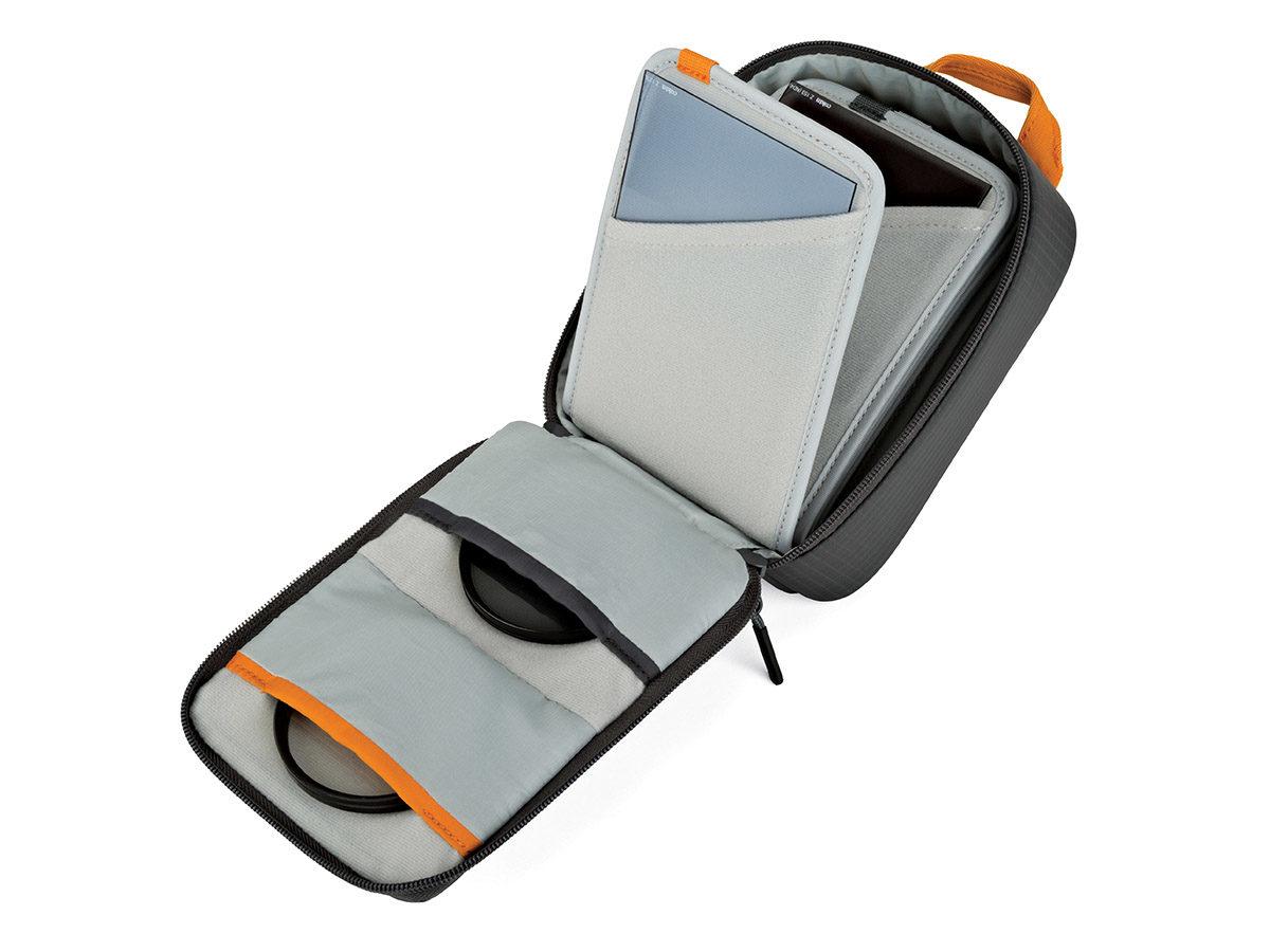 filterväska runda filter och 100 mm kvadratiska filter