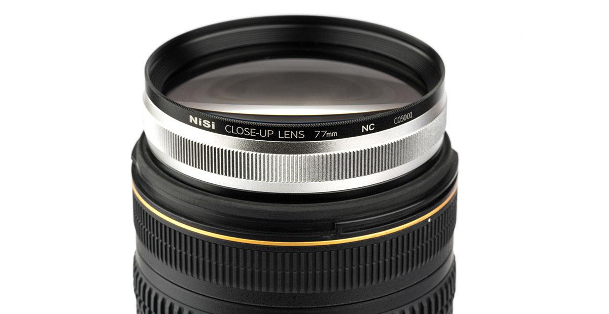 NiSi Close-Up Lens Kit närbildslins för makrofoto
