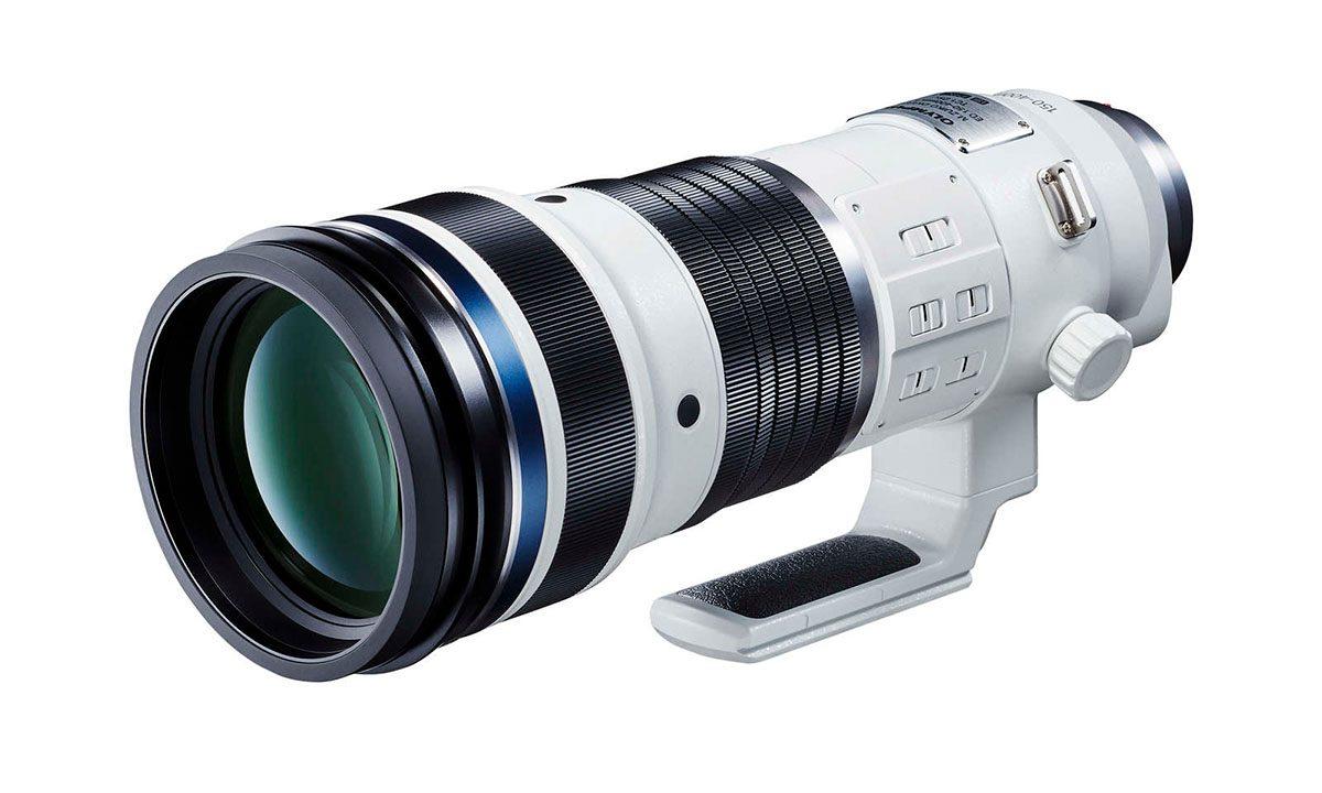 Olympus M.Zuiko Digital ED 150-400 mm f/4.5 TC1.25x IS PRO supertelezoom