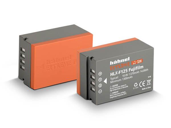Hähnel Extreme kamerabatteri motsv. Fujifilm NP-T125