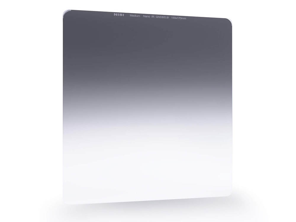 NiSi Graduerat ND-filter GND4 Medium (2 steg) 150×170 mm