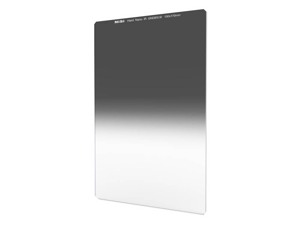 NiSi Graduerat ND-filter GND4 Hard (2 steg) 150×170 mm