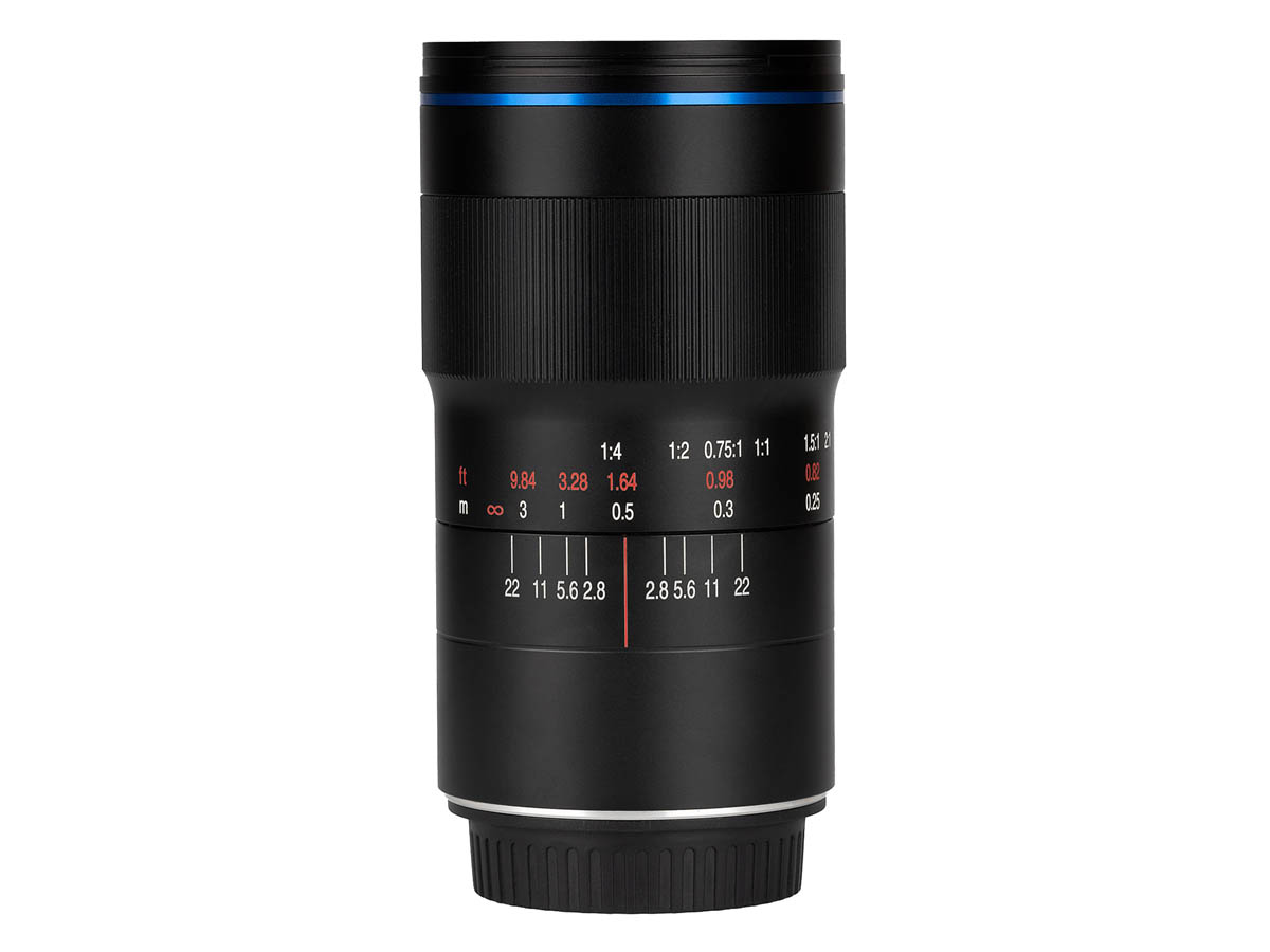 Laowa 100mm f/2.8 2x Ultra Macro APO – Canon EF