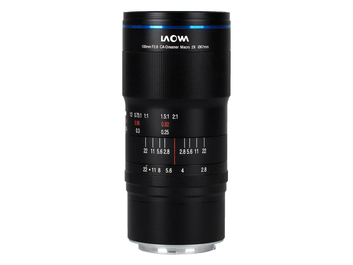 Laowa 100mm f/2.8 2x Ultra Macro APO – Canon RF