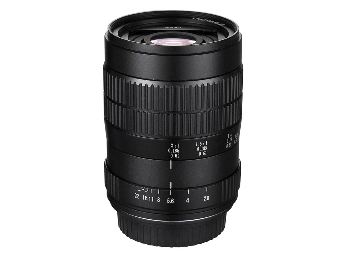Laowa 60mm f/2.8 2x Ultra-Macro – Nikon F (APS-C)