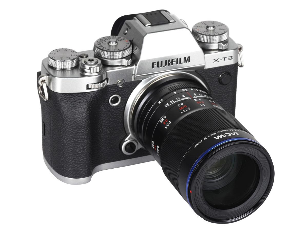 Laowa 65mm f/2.8 2x Ultra Macro APO Fujifilm X fattning