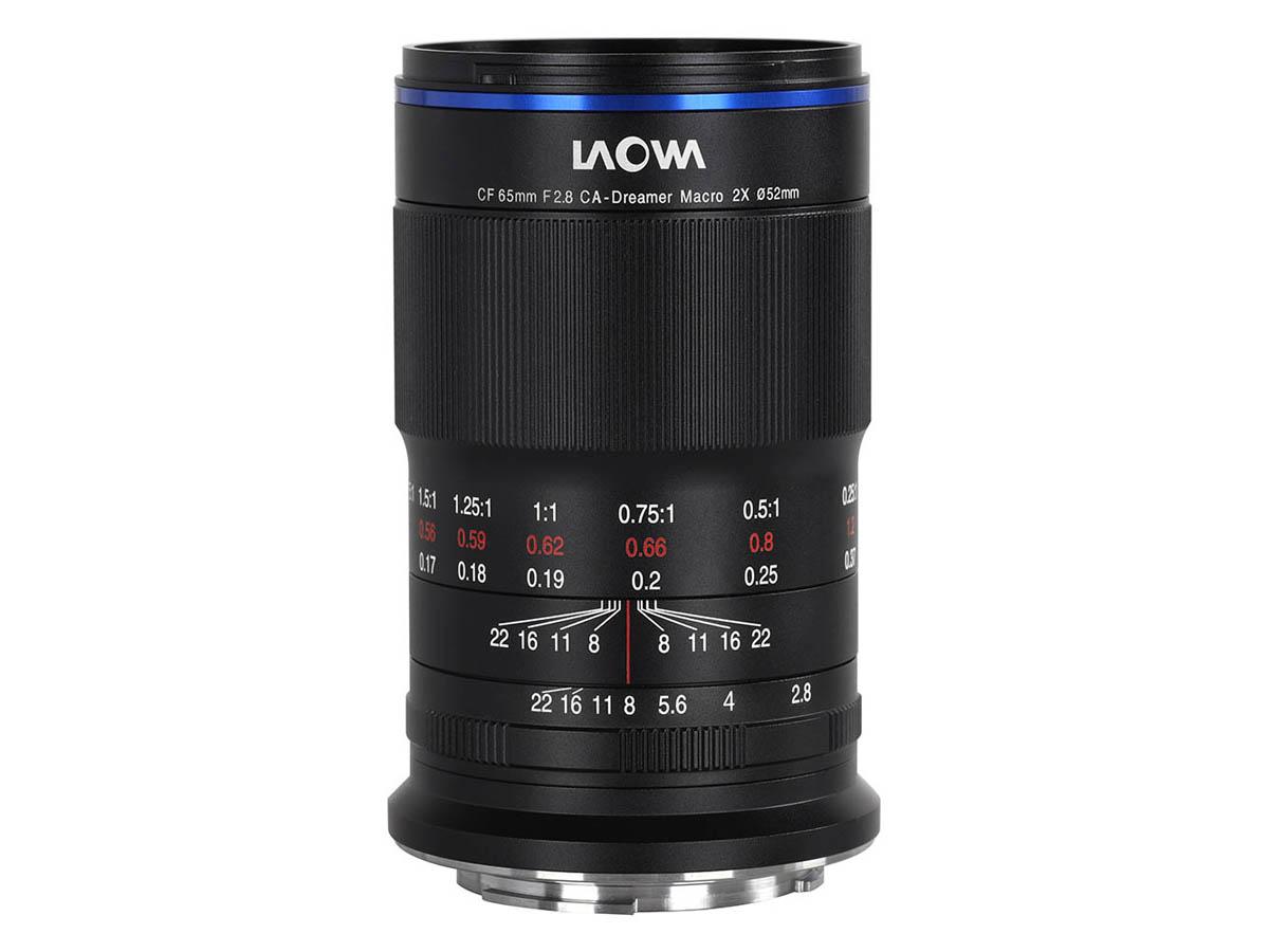 Laowa 65mm f/2.8 2x Ultra Macro APO – Canon EF-M
