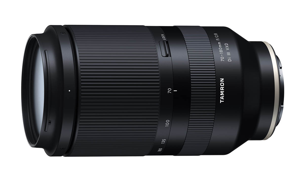 Tamron 70-180 mm f/2.8 Di III VXD