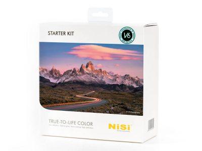 NiSi Starter Kit III 100 mm system med filterhållare NiSi V6