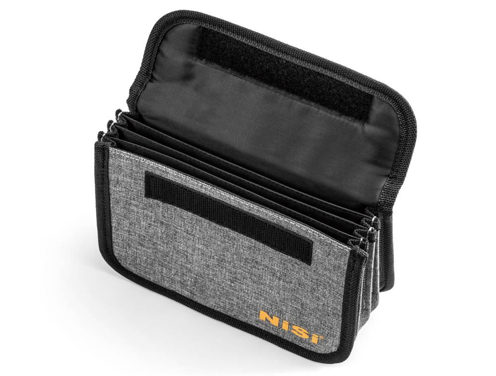 mjuk filterväska för NiSi 100 mm filter system