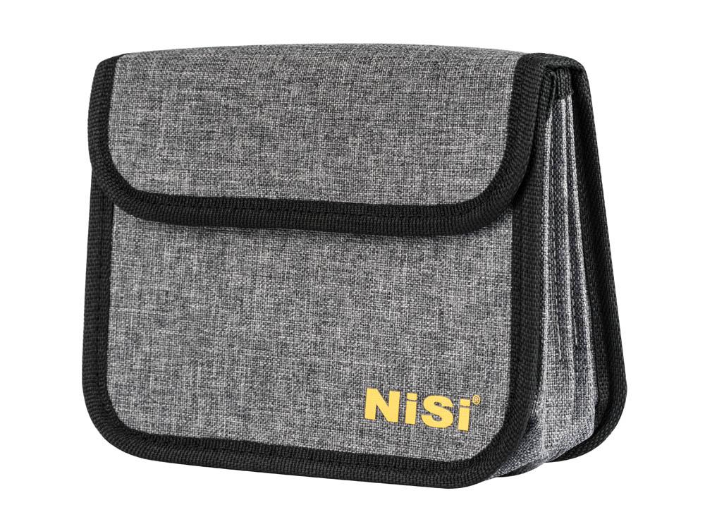 NiSi mjuk filterväska för 4 st 100 mm filter