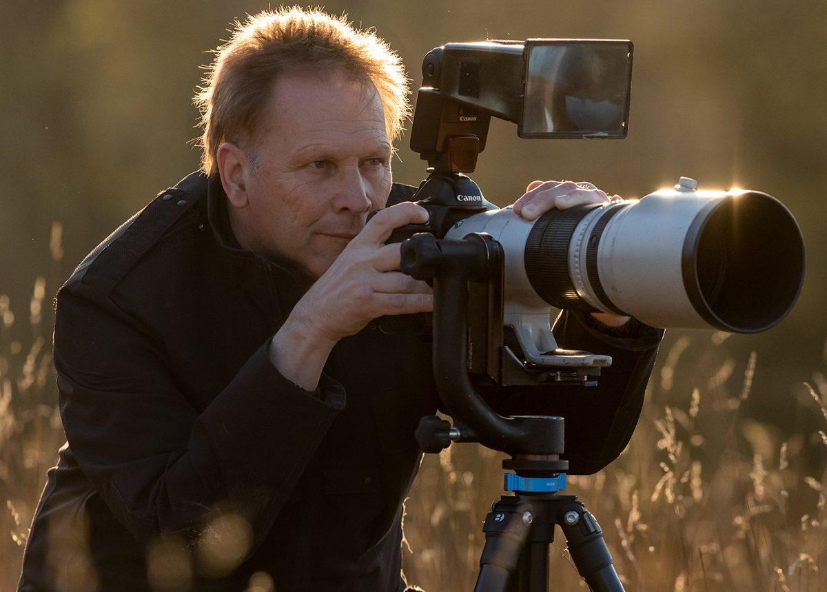 Brutus Östling domare i fototävling hos Objektivtest.se 2020