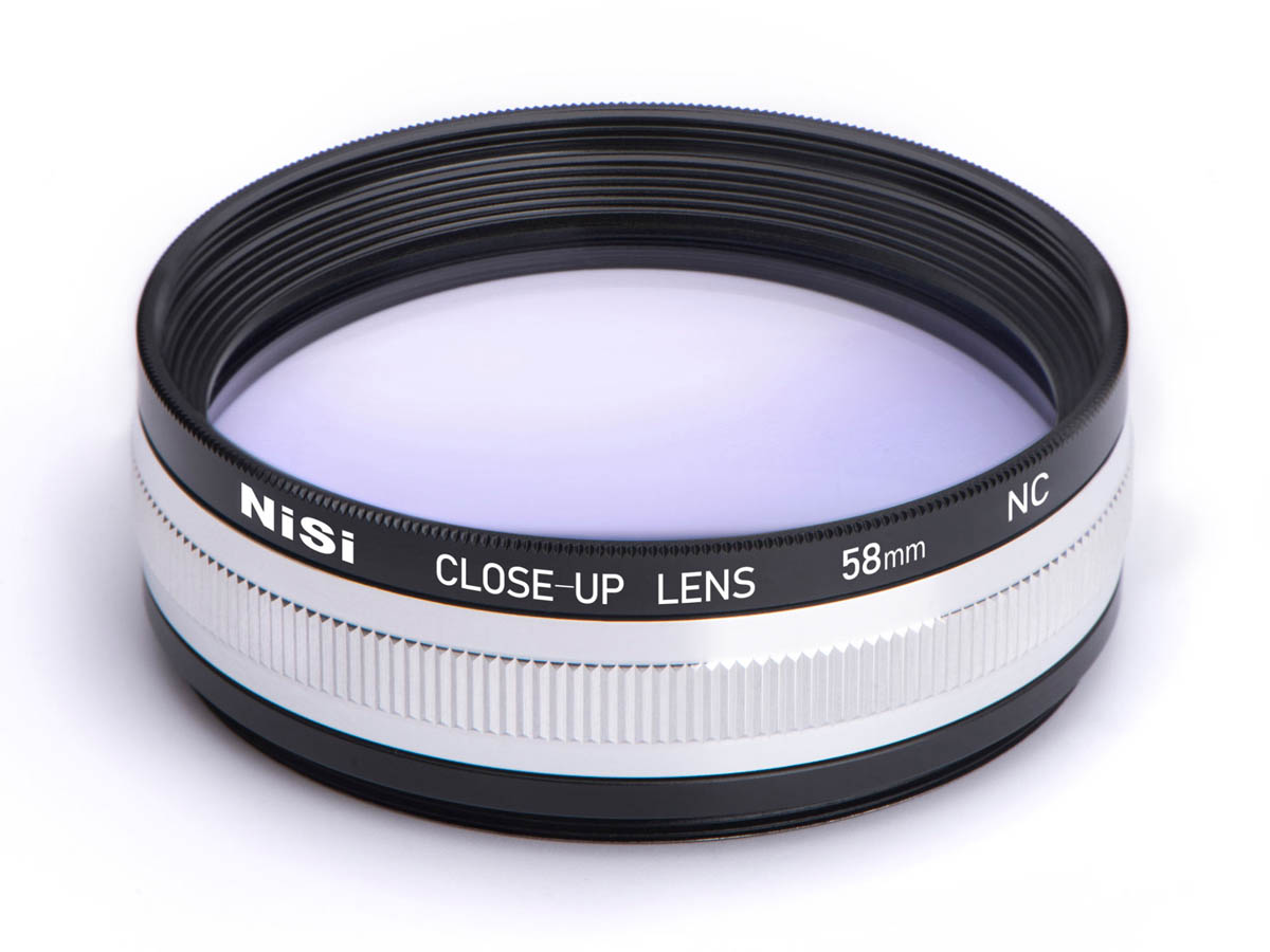 NiSi Close-Up Lens Kit 58 mm för makrofoto