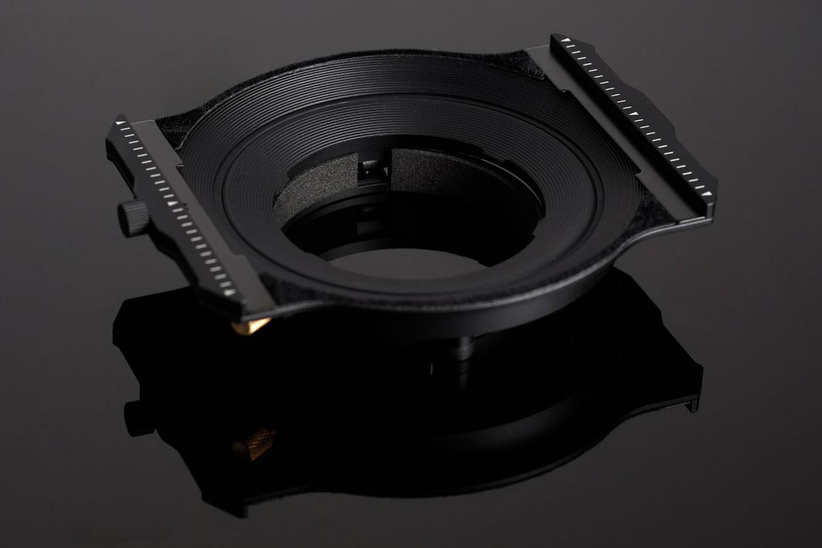 100 mm filterhållare för Laowa 9 mm f/5.6 FF RL