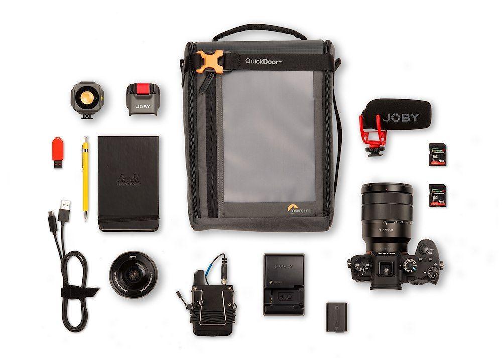 Lowepro GearUp Creator Box XL II fotoväska kameraväska