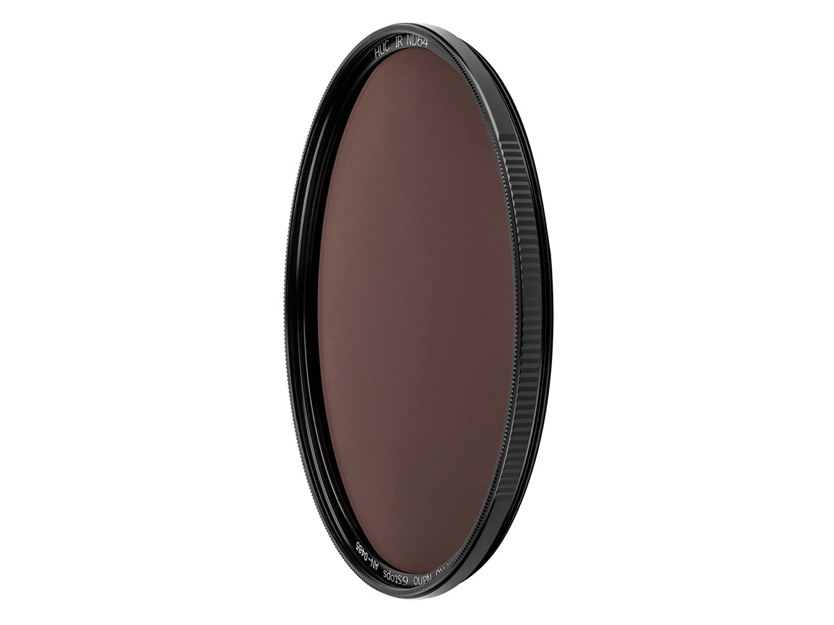 NiSi ND-filter ND64 Pro Nano HUC (6 steg) 55 mm