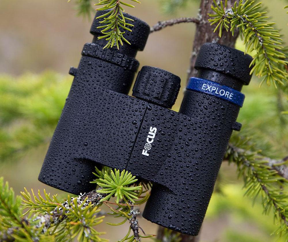 Focus Explore 10x50 ljusstark kikare med bra närgräns mycket prisvärd