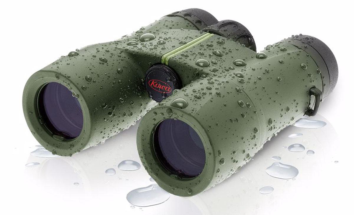 Kowa SV II 10x50 mycket prisvärd kikare för jakt och fågelskådning. Kikaren är vattentät och kvävgasfylld