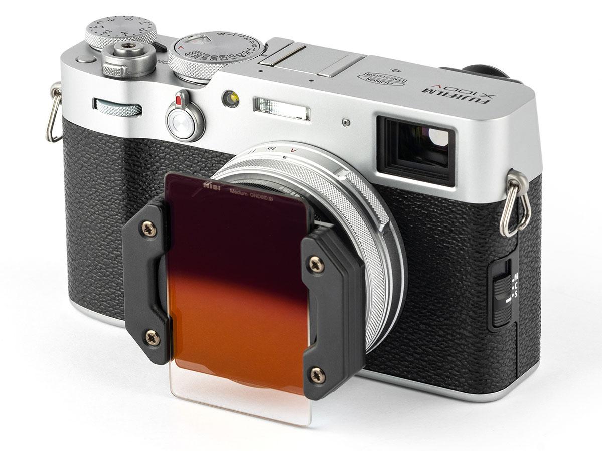 NiSi Professional Filter Kit för Fujifilm X100 serien