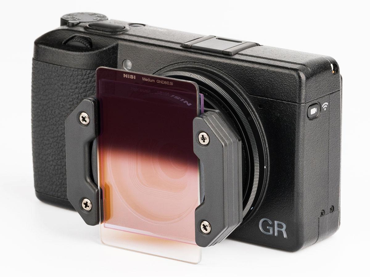 NiSi Professional Filter Kit för Ricoh GR III