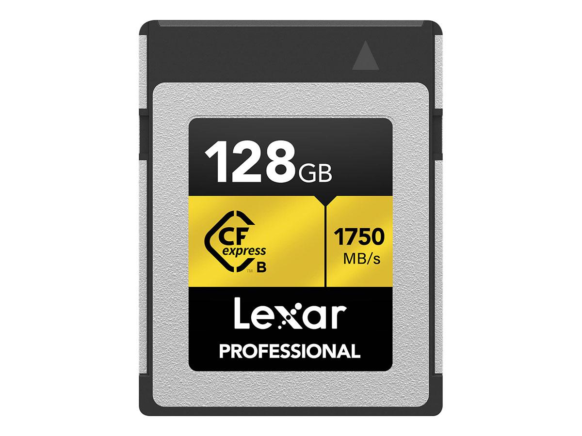 Lexar 128 GB CFExpress Pro R1750