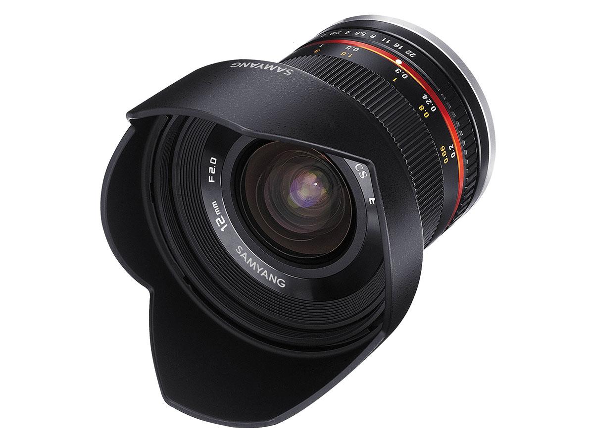Samyang 12mm f/2.0 NCS CSC – Sony E